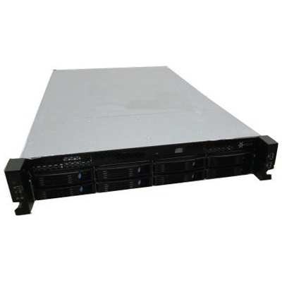Vicon VPK-11TBXV7-R6 11TB rack-mount network video recorder