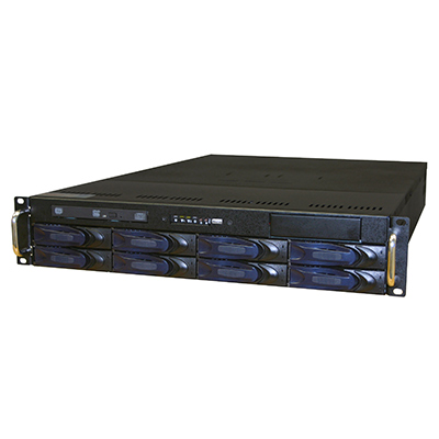 Vicon VPK-42TBV7-R6 24-bay network video recorder with internal RAID