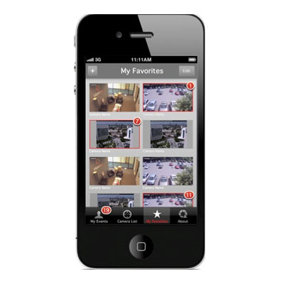 VideoIQ Mobile - The power of prevention at your fingertips