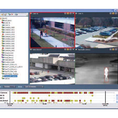 VideoIQ View video management system