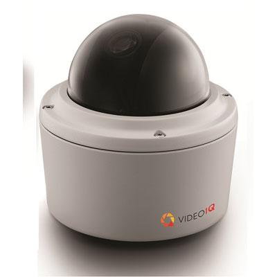 VideoIQ VIQ-MPD200-3-8 day/night, streaming, 3-8mm lens dome camera