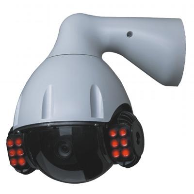 Videoswitch Vi-D318 wide dynamic range IR focus correction dome camera