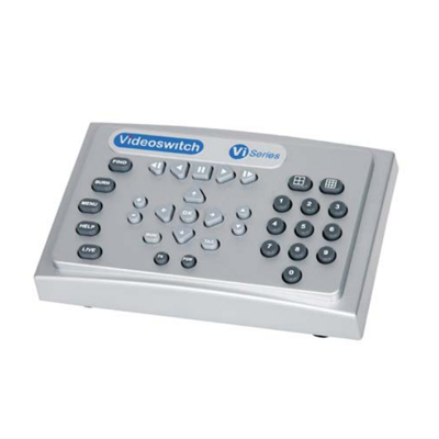 Videoswitch Vi-K1 remote keyboard