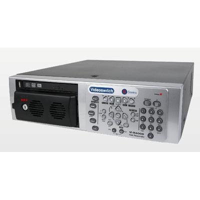 Videoswitch VI-R4105T4 4TB H264 real-time Hybrid DVR