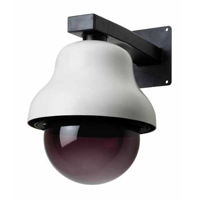 Videotec DBH24K CCTV camera housing with IP65 protection
