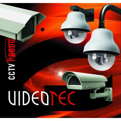 Complete range of enclosure for IP standard and PTZ cameras