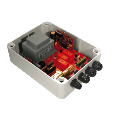 Videotec DTWRX telemetry receiver for wiper control