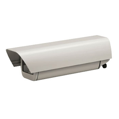 Videotec HEB32K1A000B weatherproof camera housing with sunshield and heater