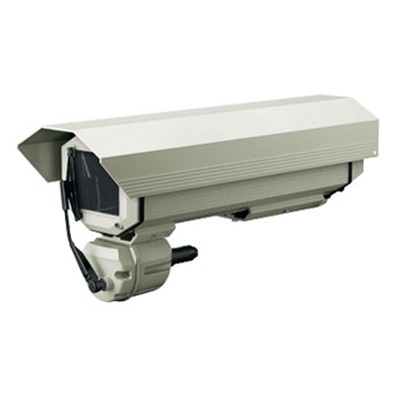 Videotec HEG37K1A000 large-sized housing with sunshield and heater