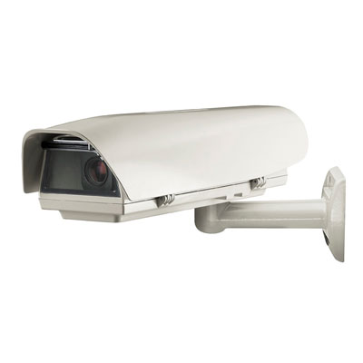 Videotec HOV32K2A200 side opening aluminium camera housing
