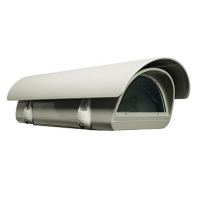 Videotec HPV36K2A015B side opening polycarbonate compact housing