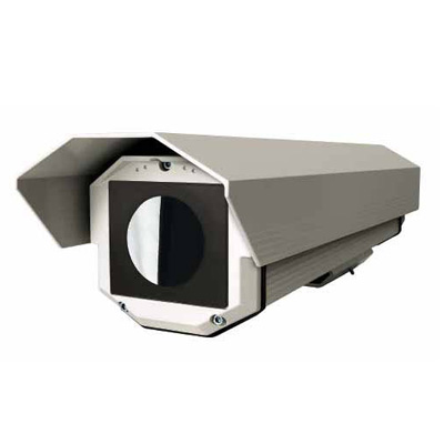 Videotec HTG CCTV camera housing with Germanium glass window