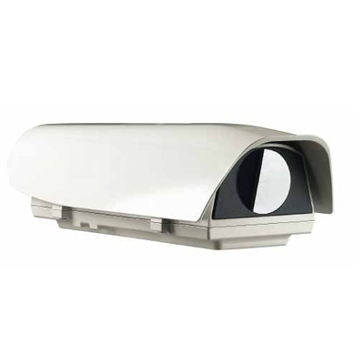 Videotec HTV aluminium CCTV camera housing for thermal cameras