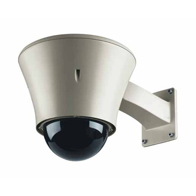 Videotec MEDUSA CCTV camera housing with IP66 protection