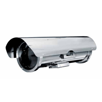 Videotec NXL CCTV camera housing with IP66/IP67 protection