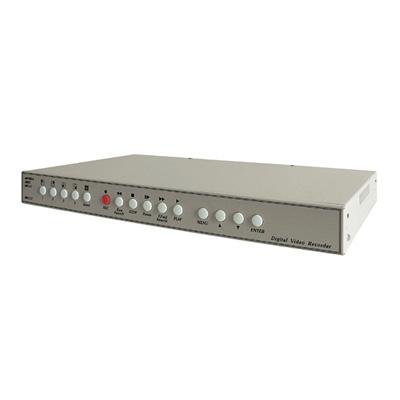Videotec SR4C digital video recorder with optional hard disk