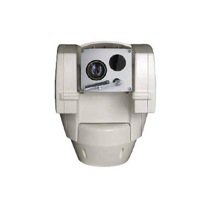 Videotec ULISSE COMPACT THERMAL dual camera positioning unit for thermal imaging with 35mm lens