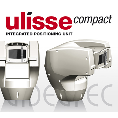 ULISSE COMPACT with IR LED, positioning system designed for a competitive market