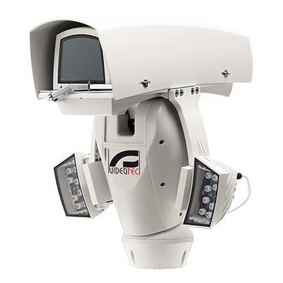 Videotec UPK3QAWAN00A 2.38 megapixel day/night full HD long range PTZ camera
