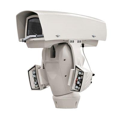 Videotec UPT1SLGA000E colour monochrome PTZ outdoor camera