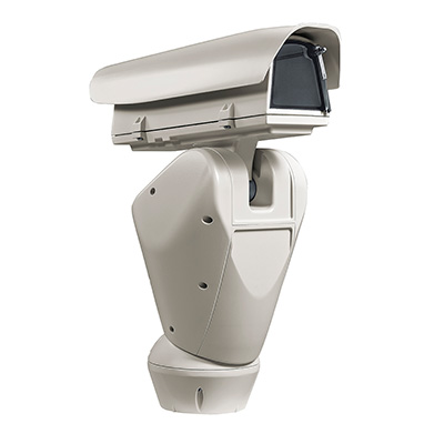 Videotec UPT1SMJA000E Outdoor PTZ Unit With Wiper And Bracket For UPTIRN