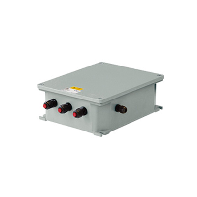 Videotec UPTIRPS230N external power supply with UPTIRN LED illuminators