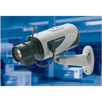 vin - videotronic infosystems presents new IXion camera range at Security in Essen