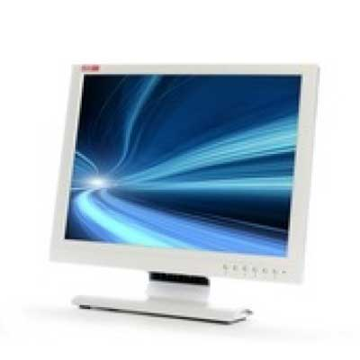 Vigilant Vision AS17LED-(W) 17-inch LED monitor