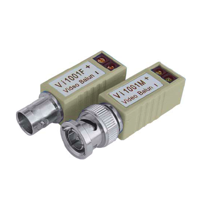 Vigitron Vi1001F twisted pair video balun for CCTV transmission