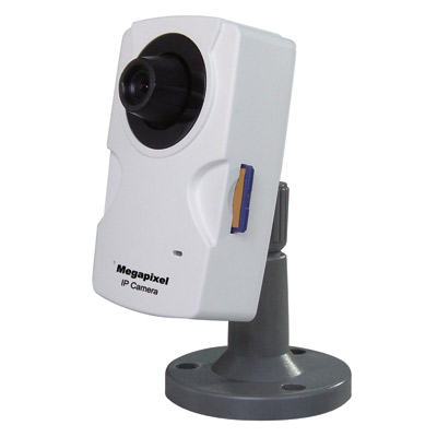VIOTRAN HLC-83M - megapixel CMOS IP camera with two-way audio and onboard recording