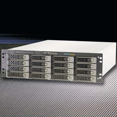 Visimetrics RAID Array additional hard disk storage for digital video recorders
