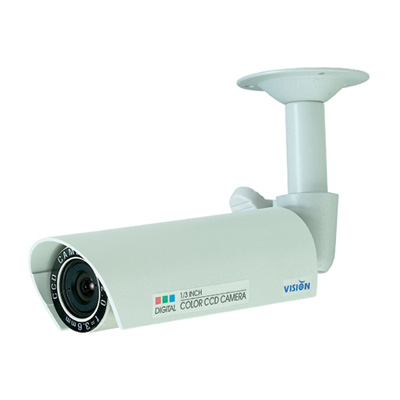Visionhitech VB25C-W36 day/night IR bullet camera with 380 TVL
