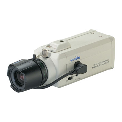 Visionhitech VC45BSHR-12/24L/230 600 TVL C/CS Box Camera