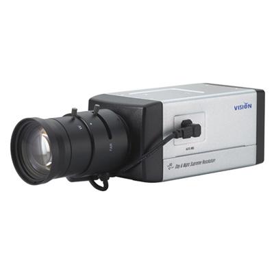Visionhitech VC56CSHRX-12 is a day/night box camera with 500 TVL