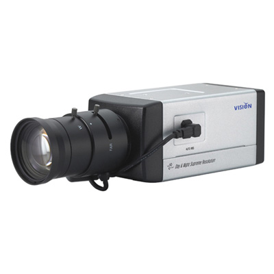 Visionhitech VC56TH-12 is a WDR day/night camera with 530 TVL