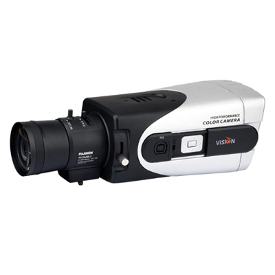 Visionhitech VC57D25 is a WDR day/night camera with 540 TVL
