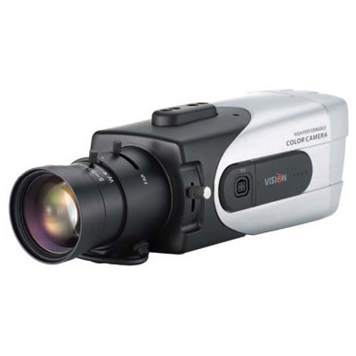 Visionhitech VC57WD-IP WDR true day & night box camera