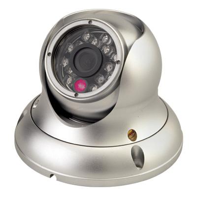 Visionhitech VD70CSHR-IR mini Armor IR dome camera with 500 TVL