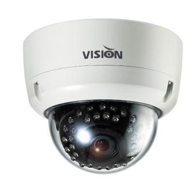 Visionhitech VDA100EP-IR 3MP IR vandal dome camera
