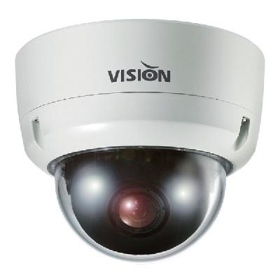 Visionhitech VDA100SFHD HD vandal dome camera