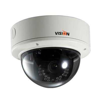 Visionhitech VDA110EHi-IR  SD(D1) night vision vandal dome camera