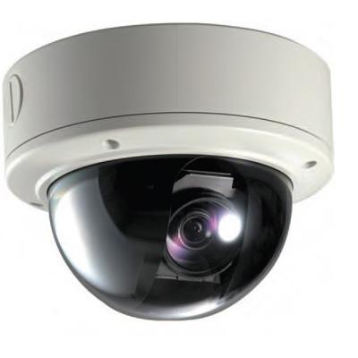 Visionhitech VDA110H outdoor dome camera with 560 TVL