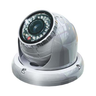 Visionhitech VDA130HQX-VFAL49 is a super night vision IR vanda resistant dome camera with 560 TVL