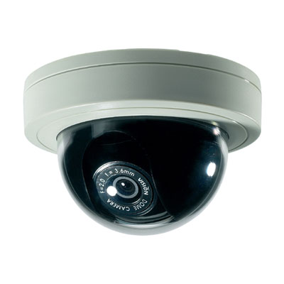 Visionhitech VDA90CS-R36 400 TVL true day and night dome camera