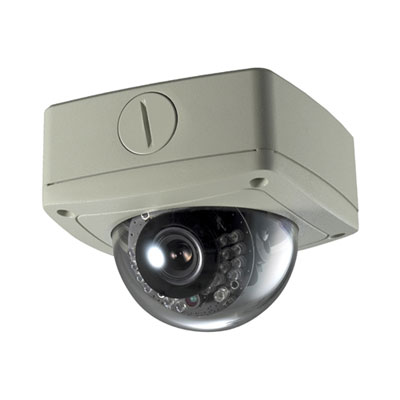 Visionhitech VDA90CS-S36IR 400 TVL dome camera
