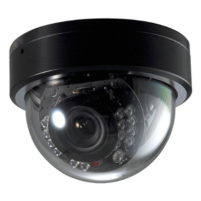 Visionhitech VDA90CSHRX-AR36IR 500 TVL true day/night dome camera