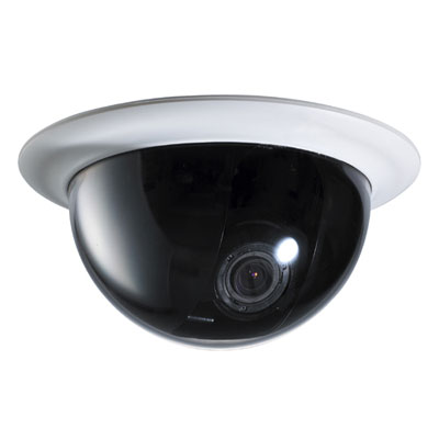Visionhitech VDS121D15-VFA wide dynamic slim dome camera with 560 TVL resolution