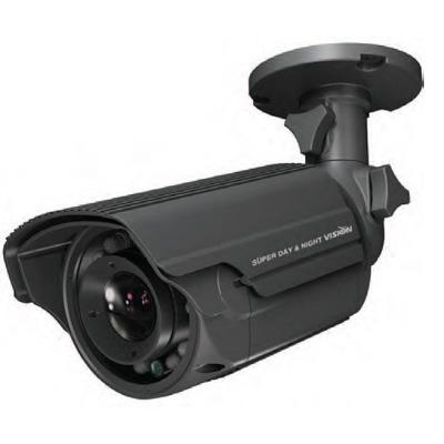 Visionhitech presented the VN70IIS-HVFAL12 - long range IR bullet camera