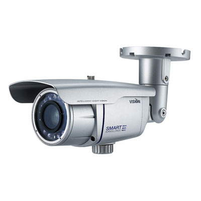 Visionhitech VN7XEH IP67-rated 12 V DC night vision outdoor camera