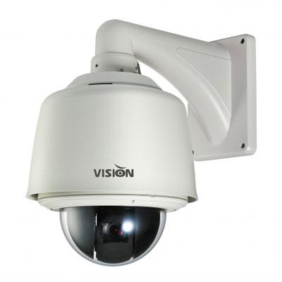 Visionhitech VPD370i/330i/270i-O outdoor high speed PTZ camera